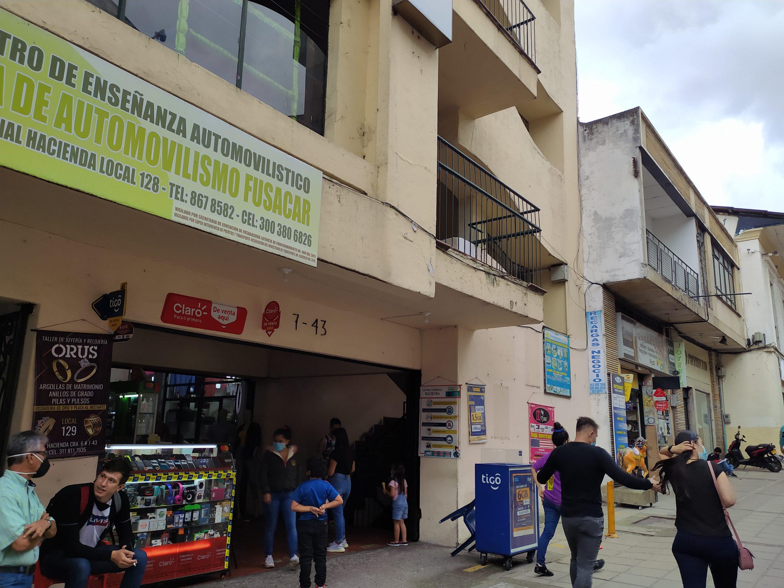Edificio en Fusagasugá Colombia