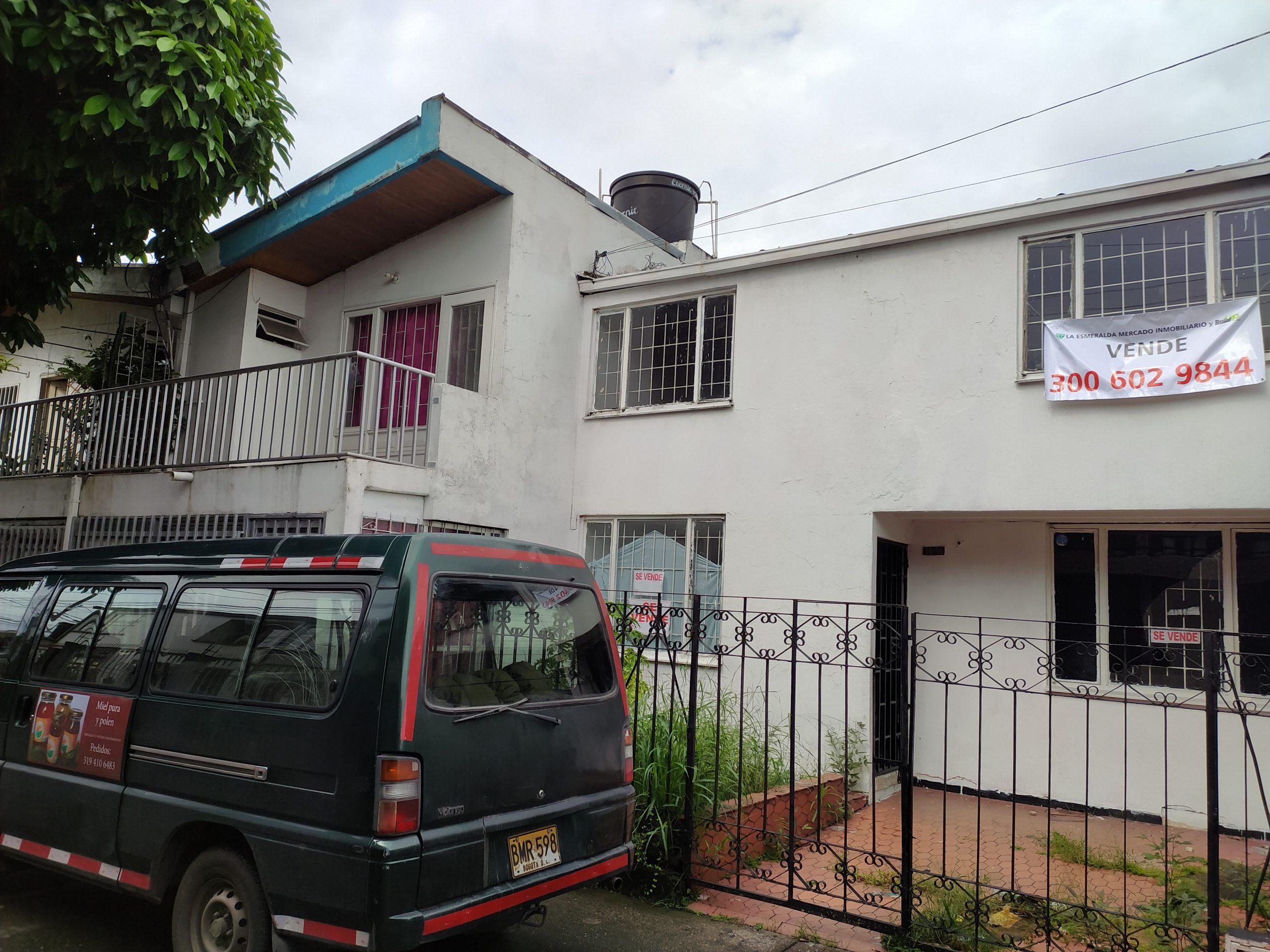 Casa central en Villavicencio
