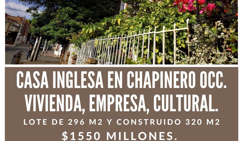 210829-Lucho-CASA EN CHAPINERO