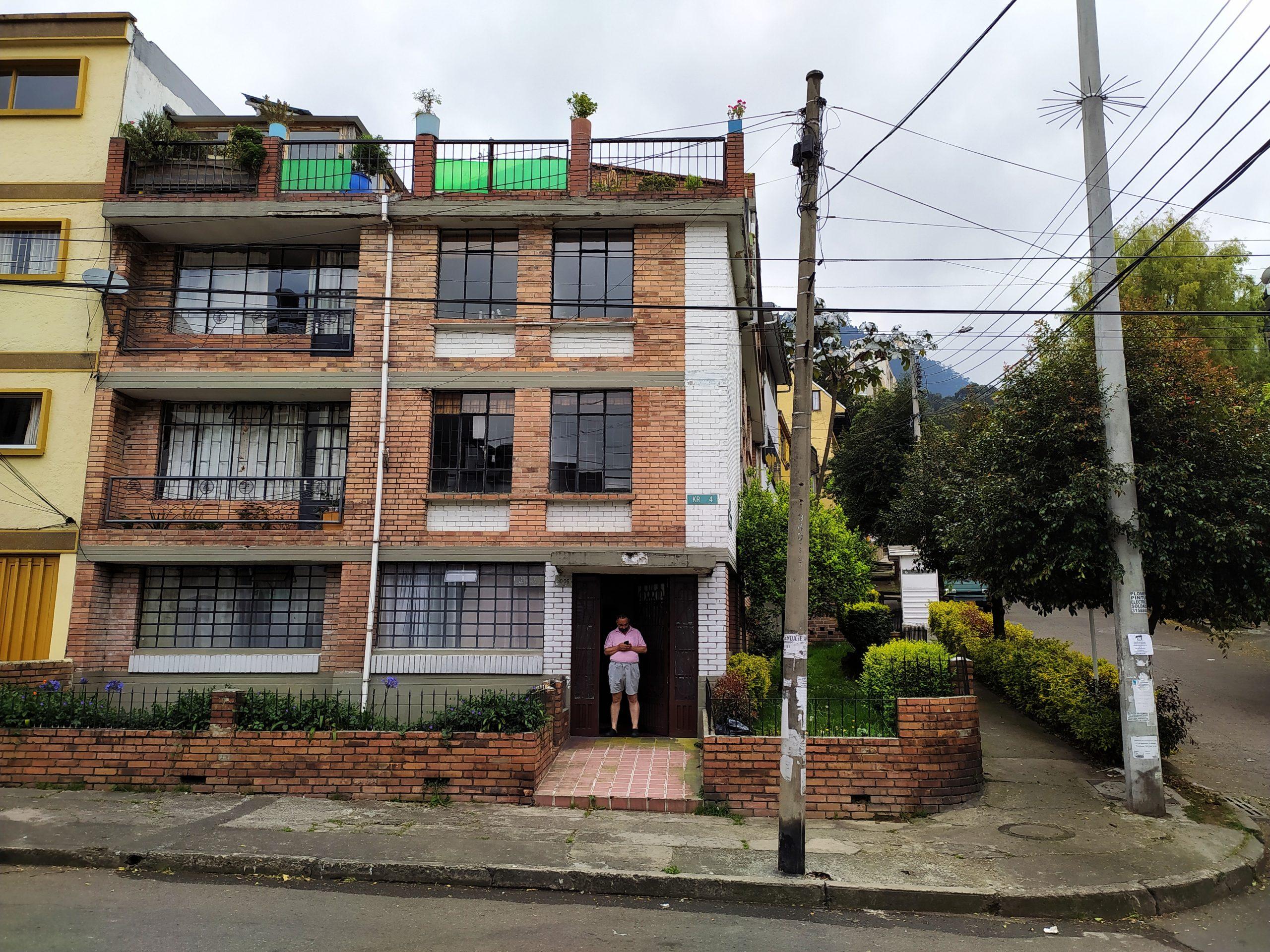 Edificio en La Macarena – Bogotá
